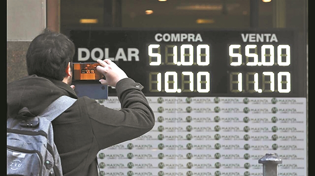 Η χρεοκοπία απειλεί πάλι την Αργεντινή | tanea.gr