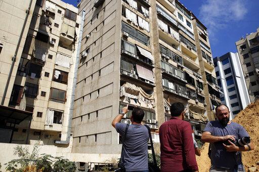 Οπλισμένο με 5,5 κιλά εκρηκτικών το drone που έπεσε στη Βηρυττό   tanea.gr