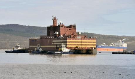 Ρωσία: Ανησυχία προκαλεί ο απόπλους πλωτού πυρηνικού σταθμού στην Αρκτική | tanea.gr