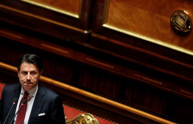 Ιταλία: Δεκτή έγινε από τον πρόεδρο Ματαρέλα η παραίτηση του πρωθυπουργού Κόντε | tanea.gr
