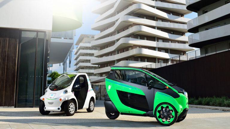 Πόσα ηλεκτρικά μοντέλα έρχονται από την Toyota | tanea.gr