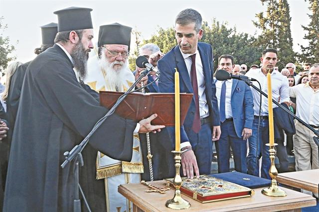 «Δεν θα είμαι ο άρχων αλλά ο υπηρέτης» | tanea.gr