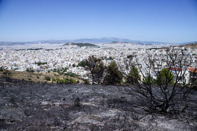 Υπό έλεγχο οι φωτιές σε Υμηττό και Τουρκοβούνια   tanea.gr