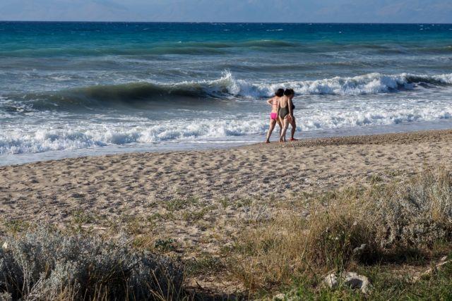 Φτάνει τους 39 βαθμούς η θερμοκρασία - Πολλά μποφόρ στο Αιγαίο   tanea.gr