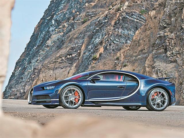 Θα δούμε και Bugatti των 500 χλμ./ώρα; | tanea.gr
