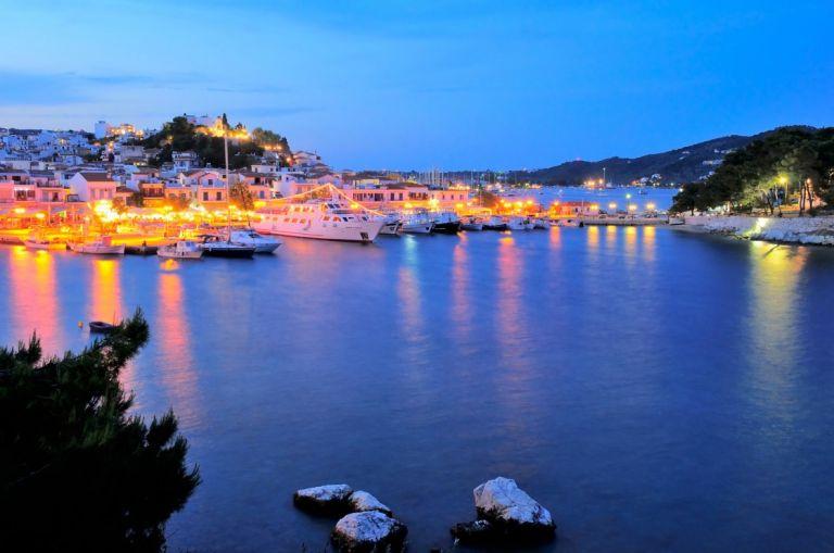 Αποκαταστάθηκε η ηλεκτροδότηση στη Σκιάθο | tanea.gr