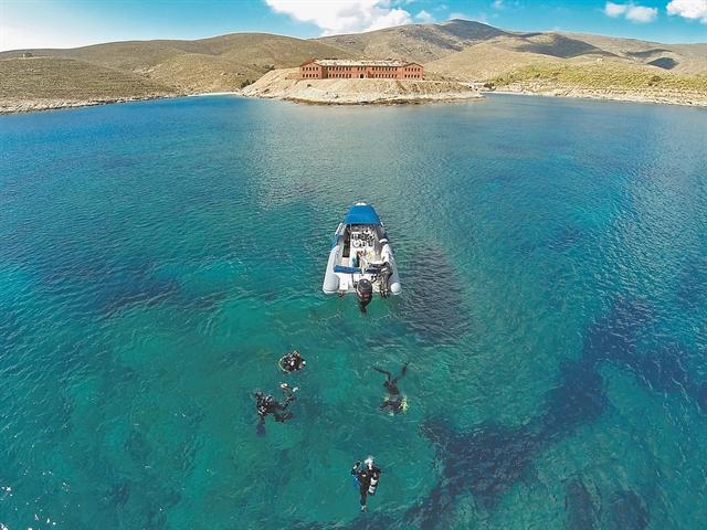 Από τόπος εξορίας, καταφύγιο άγριας ζωής   tanea.gr