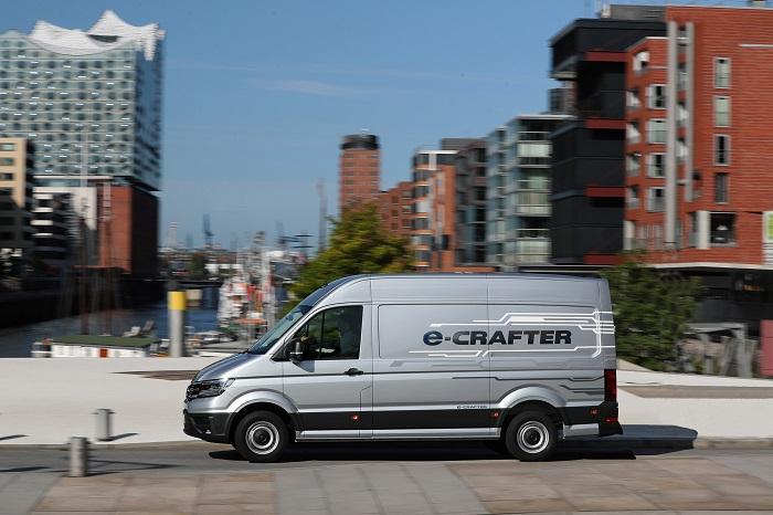 VW e-Crafter: Πότε έρχεται στην Ελλάδα το ηλεκτρικό βαν | tanea.gr