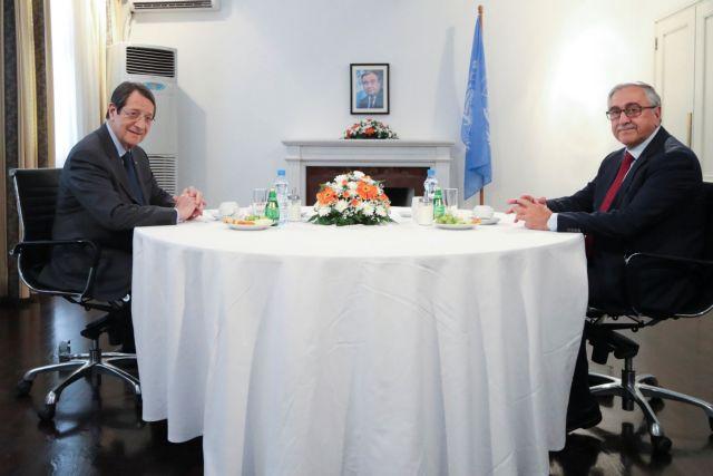 Limited expectations after Anastasiades-Akinci Cyprus talks | tanea.gr
