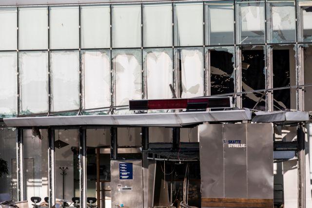 Εκρηξη έξω από το κτίριο της Εφορίας στην Κοπεγχάγη – Ενας τραυματίας | tanea.gr
