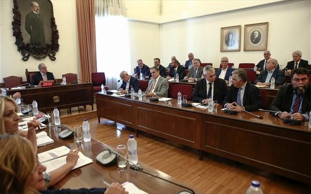 Βουλή: Οι τρεις δικαστικοί που προκρίνονται για την προεδρία του Αρείου Πάγου | tanea.gr