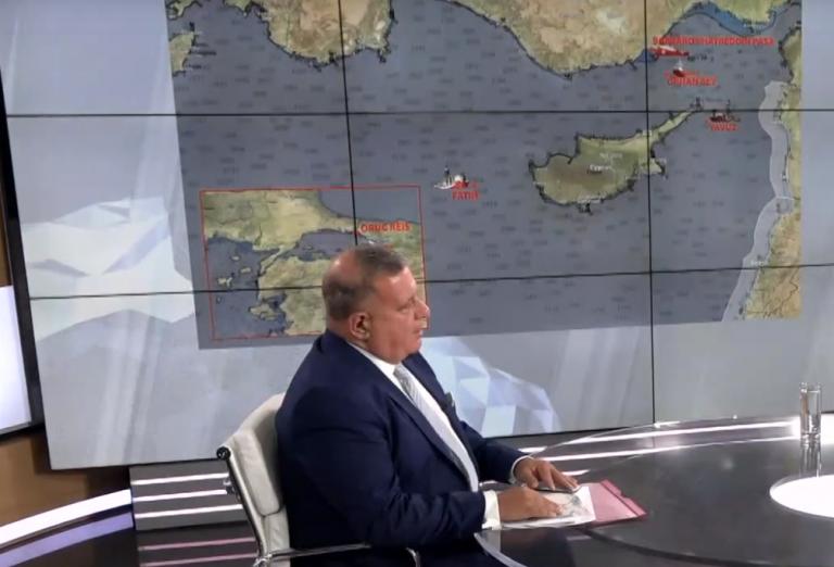 Διεθνολόγος στο One Channel για το ιρανικό τάνκερ: Οι Αμερικανοί θα επιχειρήσουν την κατάληψή του   tanea.gr