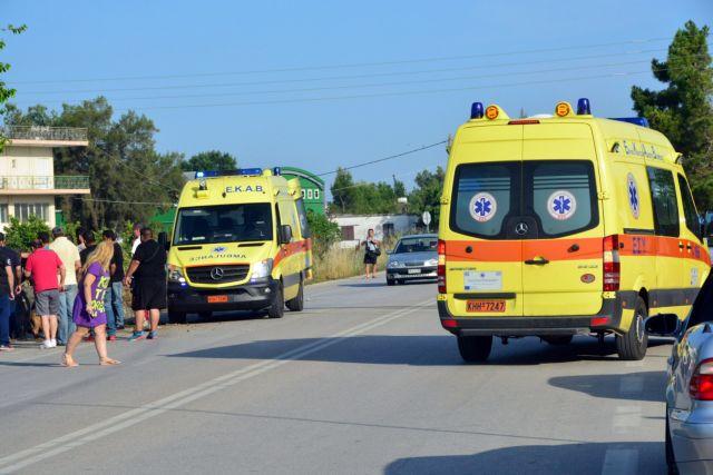 Τροχαίο-σοκ στο Αίγιο: Οδηγός παρέσυρε και σκότωσε γιαγιά και εγγονή | tanea.gr