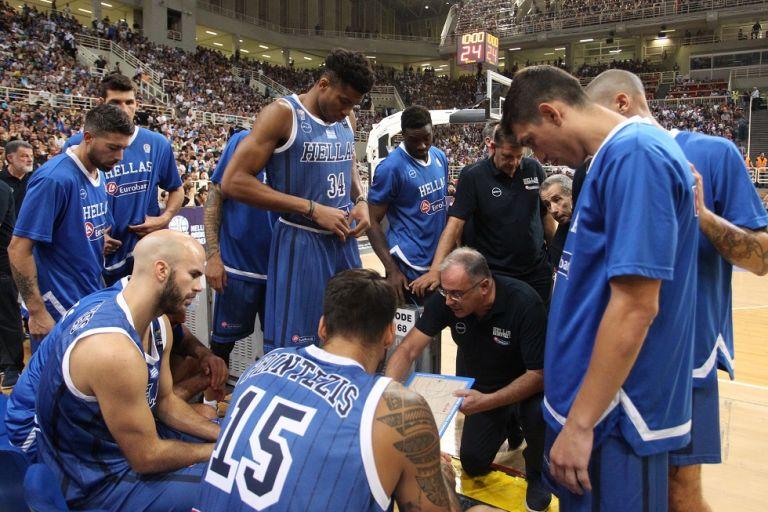 Στο κανάλι της FIBA τα τελευταία τεστ της Εθνικής μπάσκετ | tanea.gr