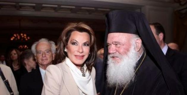 Συνάντηση Γιάννας Αγγελοπούλου – Αρχιεπισκόπου Ιερωνύμου: Τι συμφώνησαν | tanea.gr