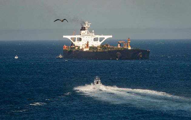 Grace-1: Στην Καλαμάτα κατευθύνεται το ιρανικό δεξαμενόπλοιο από το Γιβραλτάρ | tanea.gr