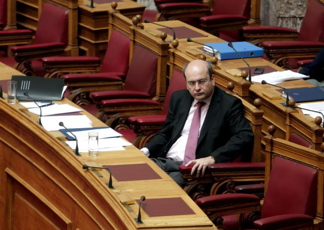 Energy minister: Government determined to save PPC | tanea.gr