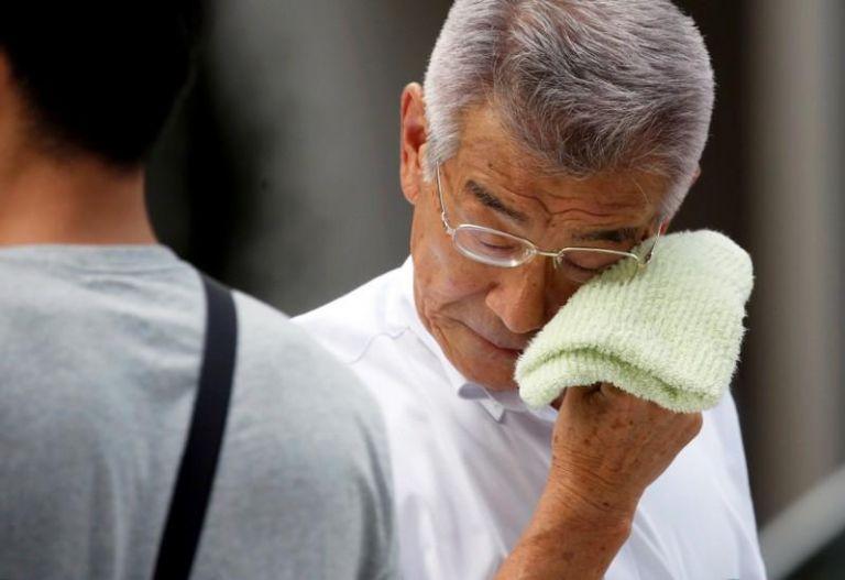 Τουλάχιστον 23 οι νεκροί στην Ιαπωνία εξαιτίας του καύσωνα την περασμένη εβδομάδα | tanea.gr