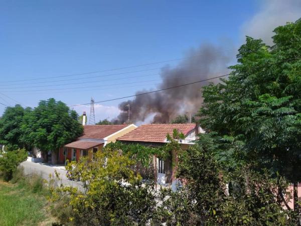 Κέρκυρα: Σε ύφεση η φωτιά στη Λευκίμμη – Επιστρέφουν στα σπίτια τους οι κάτοικοι | tanea.gr