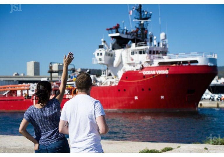 Ocean Viking: Σε έξι ευρωπαϊκές χώρες οι πρόσφυγες | tanea.gr