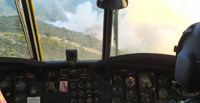 Η πυρόπληκτη Εύβοια από ψηλά: Συγκλονίζει φωτογραφία πιλότου | tanea.gr