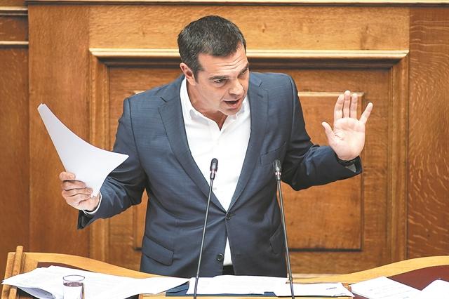 Το μετέωρο (αντιπολιτευτικό) βήμα του ΣΥΡΙΖΑ | tanea.gr
