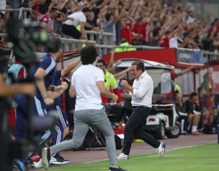 Ολυμπιακός – Κράσνονταρ : «Τρελάθηκαν» Μαρτίνς και παίκτες | tanea.gr