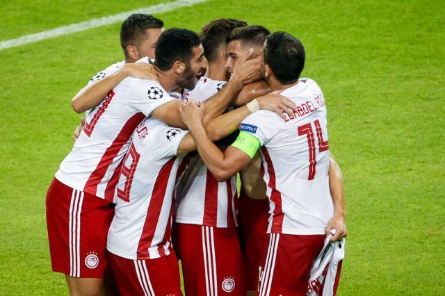 Μαγικός Ολυμπιακός πέταξε για τους ομίλους του Champions League | tanea.gr