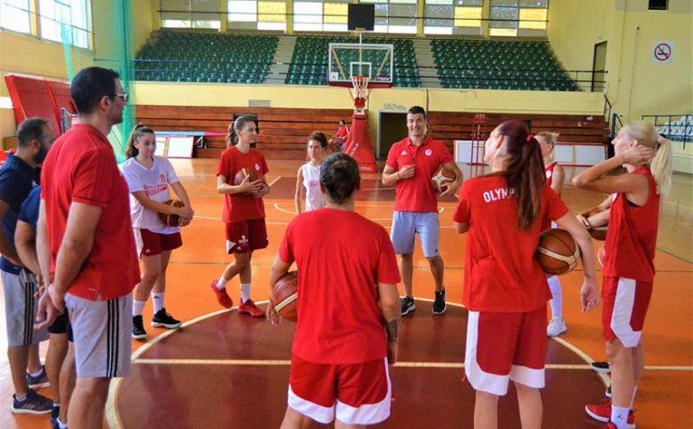 Στην αφετηρία τα κορίτσια του Ολυμπιακού | tanea.gr