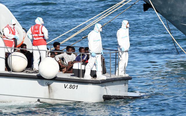 Στη Λαμπεντούζα αποβιβάστηκαν 27 ασυνόδευτοι ανήλικοι του «Open Arms» | tanea.gr