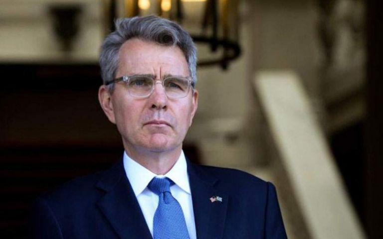 Προς παράταση η θητεία του Αμερικανού πρέσβη στην Αθήνα Τζέφρι Πάιατ | tanea.gr
