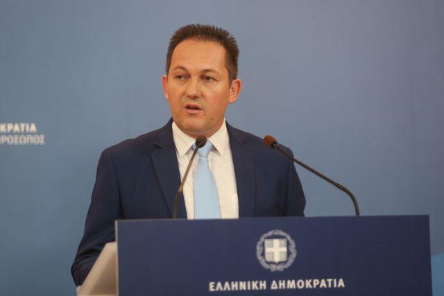 Πέτσας: Η περιβαλλοντική ευαισθησία του Τσίπρα φάνηκε σε Μάνδρα και Μάτι | tanea.gr