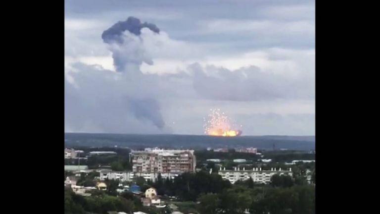 Συναγερμός στη Ρωσία: Εκκενώνεται πόλη λόγω επικίνδυνης αύξησης ραδιενέργειας | tanea.gr