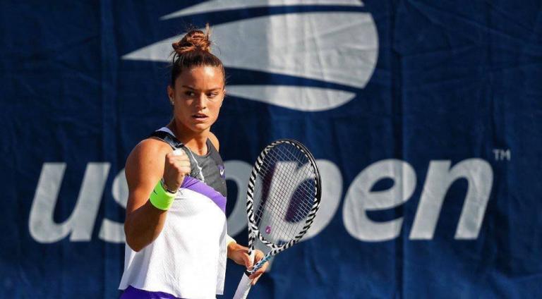 US Open: Επική ανατροπή για τη Σάκκαρη | tanea.gr
