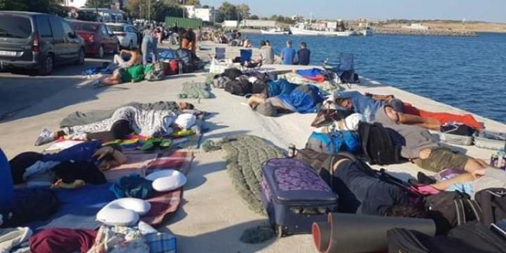 Σαμοθράκη : Κλήθηκαν σε ακρόαση οι υπεύθυνοι των πλοίων | tanea.gr