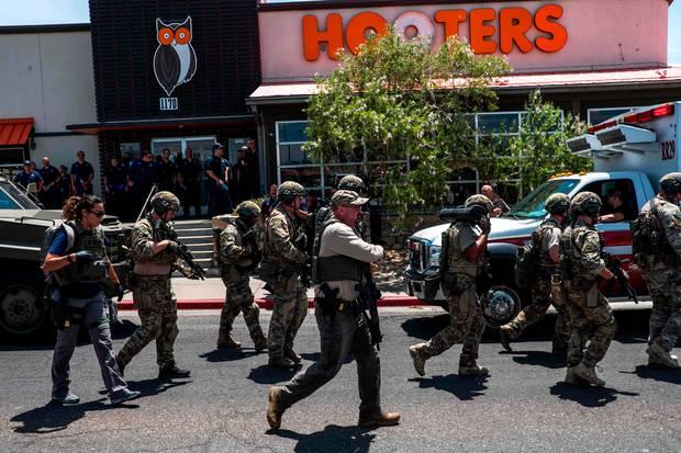 Τέξας: Βίντεο με τον δράστη να θερίζει κόσμο στο σουπερμάρκετ | tanea.gr