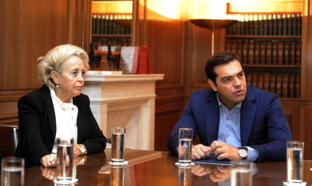 ΝΔ για συνάντηση Τσίπρα - Θάνου: «Οι μάσκες έπεσαν» | tanea.gr