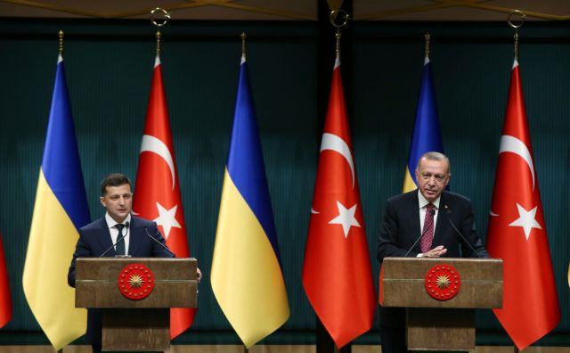 Ερντογάν: Δε θα αποδεχθούμε την παράνομη προσάρτηση της Κριμαίας | tanea.gr