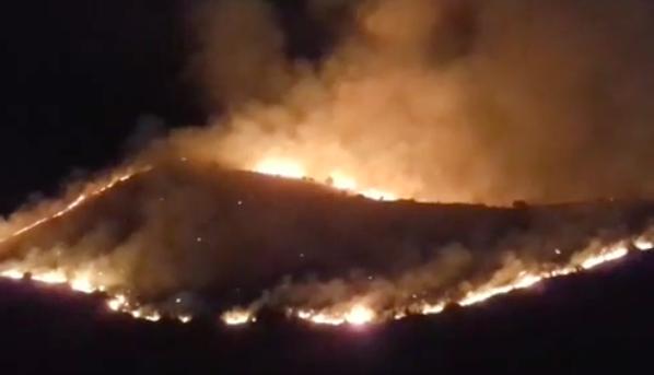 Φωτιά κοντά στο Βαρικό του Δήμου Αμυνταίου | tanea.gr