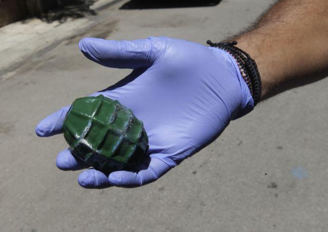 Χειροβομβίδα του Β' Παγκοσμίου Πολέμου βρέθηκε στην Ναυπακτία | tanea.gr