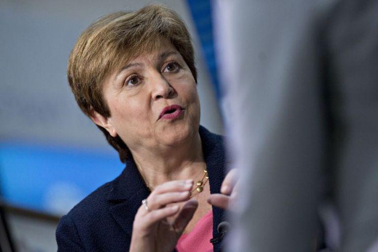 Το ΔΝΤ κατάργησε το όριο ηλικίας του επικεφαλής εν όψει... Γκεοργκίεβα | tanea.gr