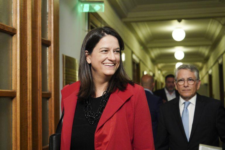 Τα… guts της υπουργού   tanea.gr