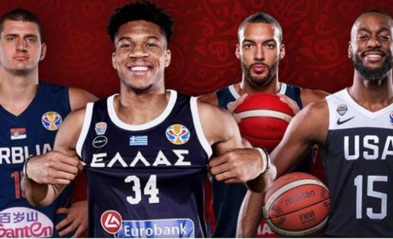 Το Παγκόσμιο με τους περισσότερους NBAερς, πρώτος και καλύτερος ο Γιάννης | tanea.gr