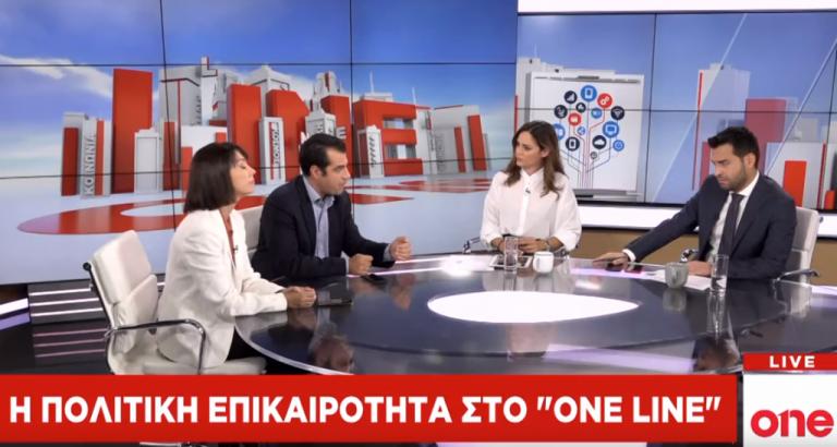Στο «κόκκινο» η αντιπαράθεση για Novartis – Θ. Πλεύρης και Ν. Γιαννακοπούλου στο One Channel | tanea.gr