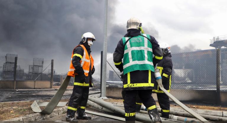 Γαλλία : Κατασβέσθηκε η πυρκαγιά σε χημικό εργοστάσιο | tanea.gr