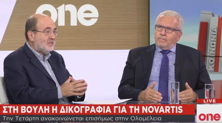 Novartis και μεταναστευτικό – Τι είπαν Χρ. Στεφανάδης και Τρ. Αλεξιάδης | tanea.gr