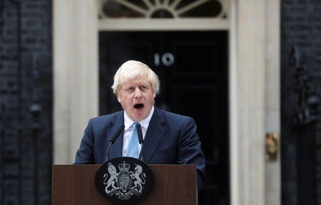 Ο Μπ. Τζόνσον προειδοποιεί τους βουλευτές: Μην στηρίξετε την καθυστέρηση του Brexit | tanea.gr