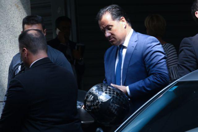 Άδωνις Γεωργιάδης: Έβλεπαν Τσίπρα και έστριβαν οι επενδυτές | tanea.gr