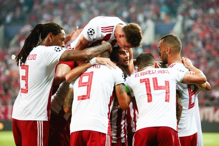 2-2 Ολυμπιακός - Τότεναμ : Τον σταμάτησε το σφύριγμα της λήξης!   tanea.gr