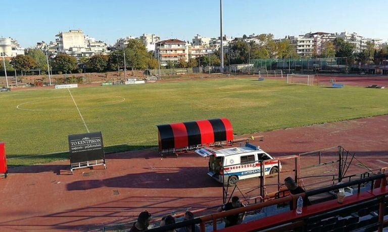 Ο Νίκος Τριγλιανός είναι ο νεκρός φίλαθλος στο γήπεδο της Καλαμαριάς   tanea.gr